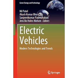 Electric Vehicles: Modern Technologies and Trends
