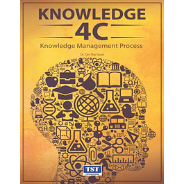 Knowledge 4C, Knowledge Management Process: Knowledge creation, Knowledge conversion, Knowledge communication, and Knowledge change