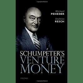 Schumpeter's Venture Money