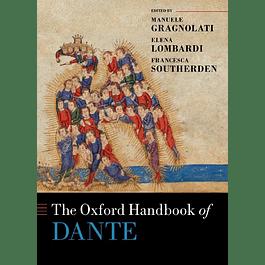 The Oxford Handbook of Dante