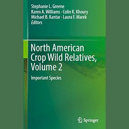 North American Crop Wild Relatives, Volume 2: Important Species
