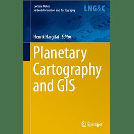 Planetary Cartography and GIS