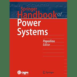 Springer Handbook of Power Systems