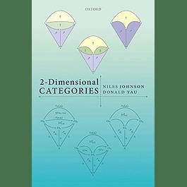 2-Dimensional Categories