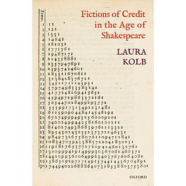 Fictions of Credit in the Age of Shakespeare