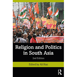 Religion and Politics in South Asia