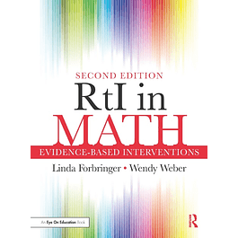 RtI in Math: Evidence-Based Interventions