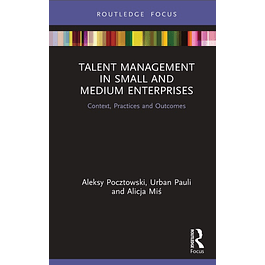 Talent Management in Small and Medium Enterprises: Context, Practices and Outcomes