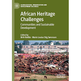 African Heritage Challenges: Communities and Sustainable Development