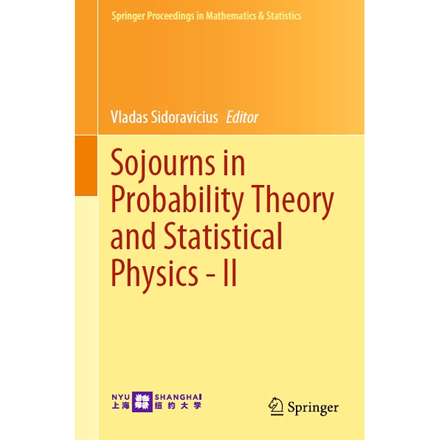 Sojourns in Probability Theory and Statistical Physics - II: Brownian Web and Percolation, A Festschrift for Charles M. Newman