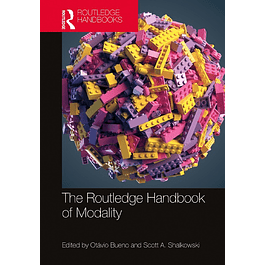 The Routledge Handbook of Modality
