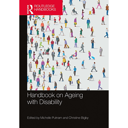 Handbook on Ageing with Disability