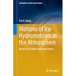 Motions of Ice Hydrometeors in the Atmosphere: Numerical Studies and Implications