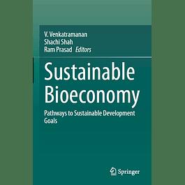 Sustainable Bioeconomy: Pathways to Sustainable Development Goals