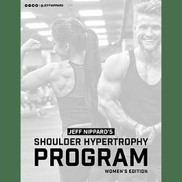 Women's Shoulder Hypertrophy Program