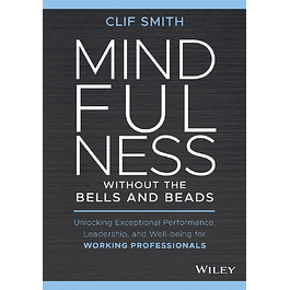 Mindfulness without the Bells and Beads: Unlocking Exceptional Performance, Leadership, and Well-being for Working Professionals
