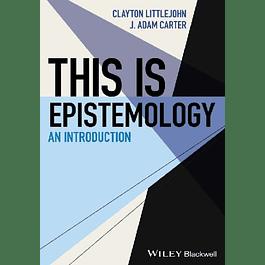 This Is Epistemology