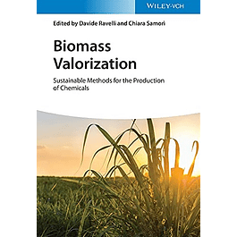 Biomass Valorization: Sustainable Methods for the Production of Chemicals