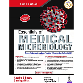 Essentials of Medical Microbiology