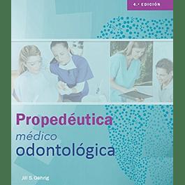 Propedéutica médico odontológica