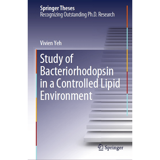 Study of Bacteriorhodopsin in a Controlled Lipid Environment