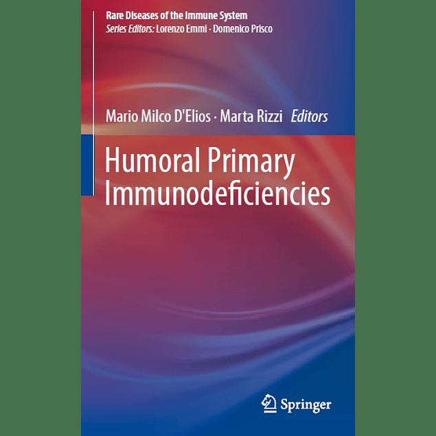 Humoral Primary Immunodeficiencies