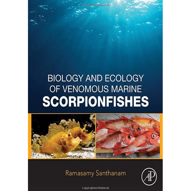 Biology and Ecology of Venomous Marine Scorpionfishes