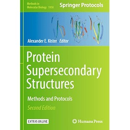 Protein Supersecondary Structures: Methods and Protocols