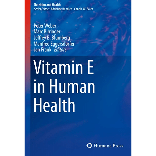 Vitamin E in Human Health