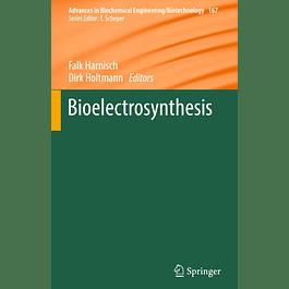 Bioelectrosynthesis