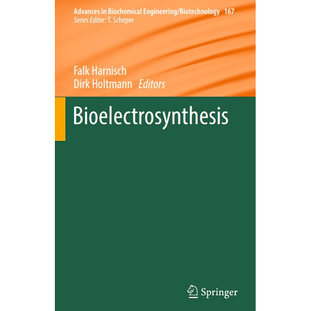 Bioelectrosynthesis