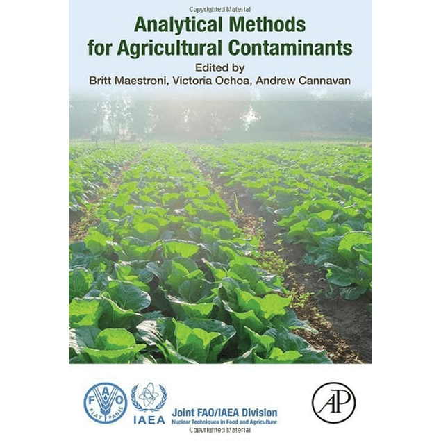 Analytical Methods for Agricultural Contaminants