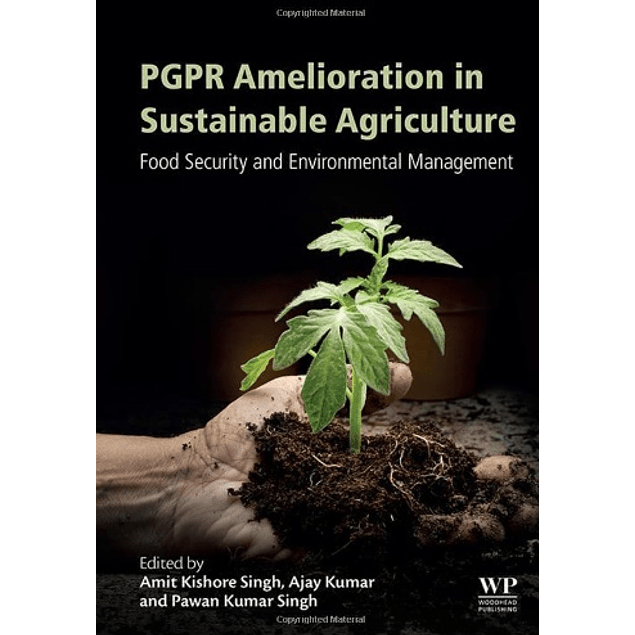 PGPR Amelioration in Sustainable Agriculture: Food Security and Environmental Management
