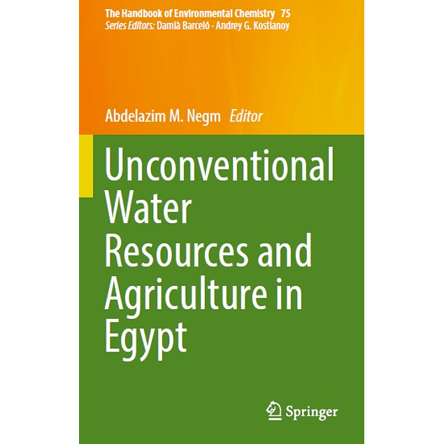 Unconventional Water Resources and Agriculture in Egypt