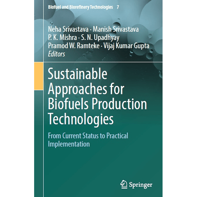 Sustainable Approaches for Biofuels Production Technologies: From Current Status to Practical Implementation