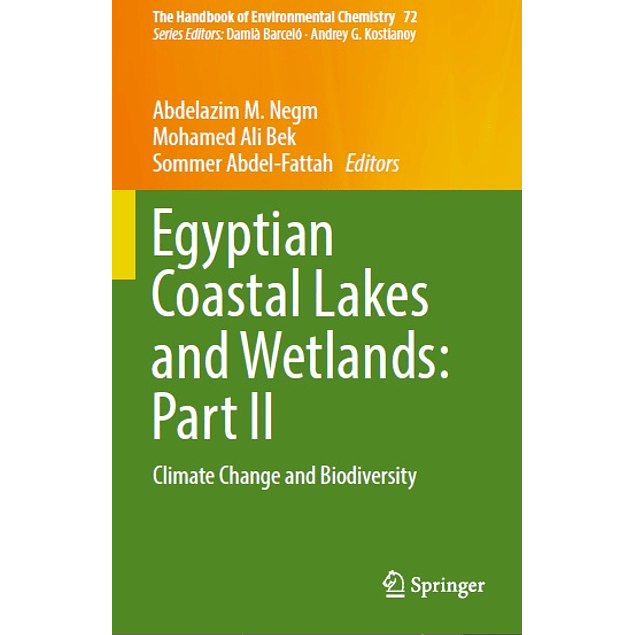 Egyptian Coastal Lakes and Wetlands: Part II: Climate Change and Biodiversity