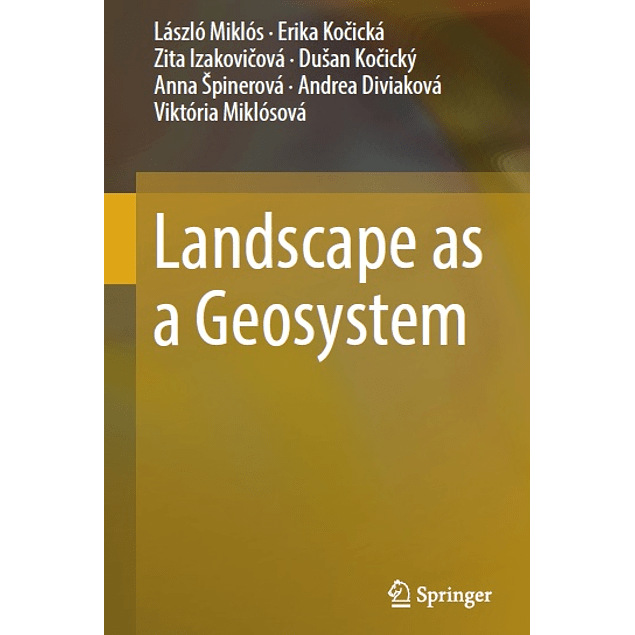 Landscape as a Geosystem