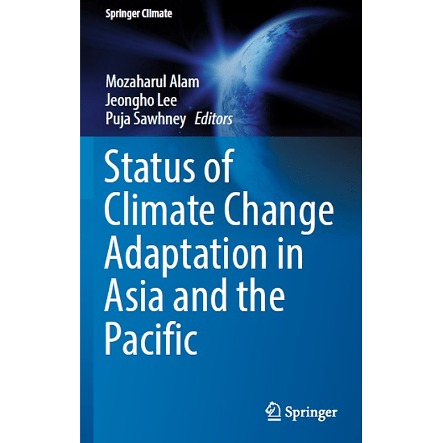 Status of Climate Change Adaptation in Asia and the Pacific