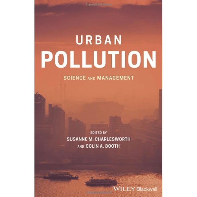 Urban Pollution: Science and Management