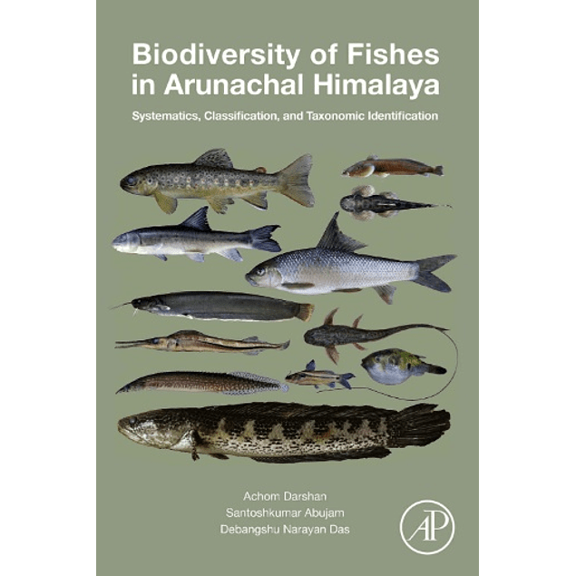 Biodiversity of Fishes in Arunachal Himalaya: Systematics, Classification, and Taxonomic Identification