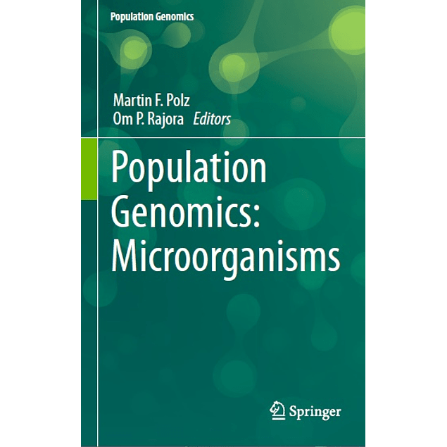 Population Genomics: Microorganisms