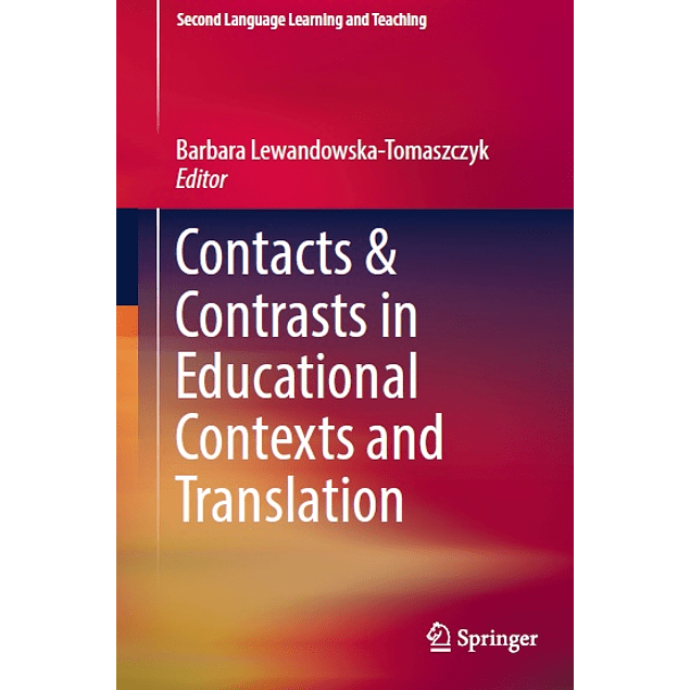 Contacts and Contrasts in Educational Contexts and Translation