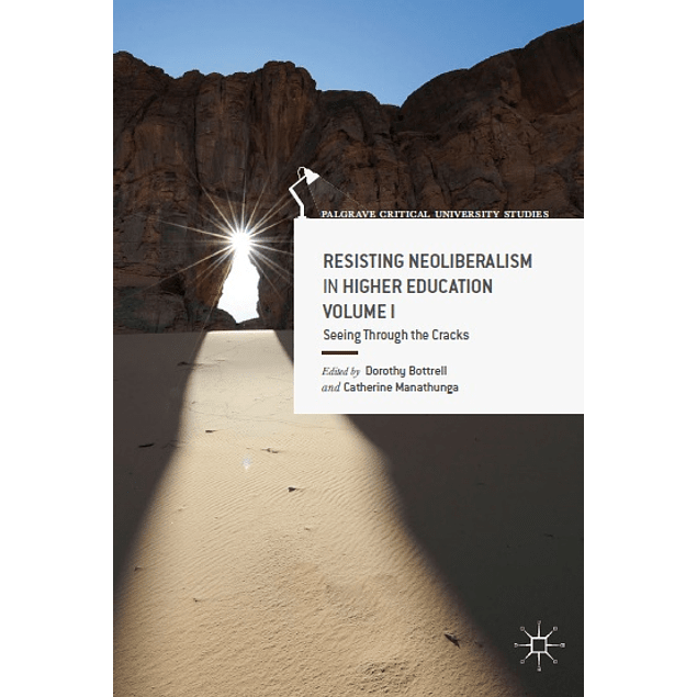 Resisting Neoliberalism in Higher Education Volume I: Seeing Through the Cracks