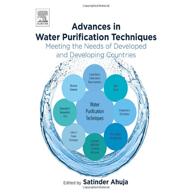 Advances in Water Purification Techniques: Meeting the Needs of Developed and Developing Countries