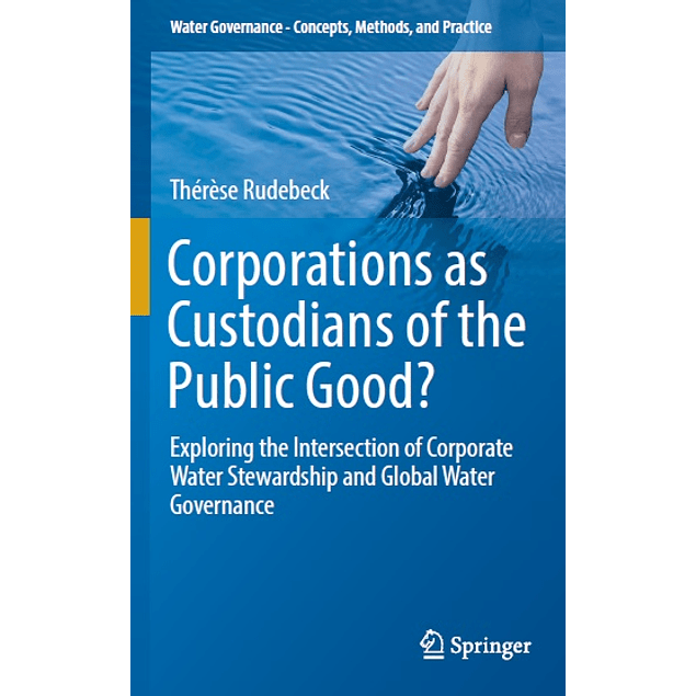 Corporations as Custodians of the Public Good?: Exploring the Intersection of Corporate Water Stewardship and Global Water Governance