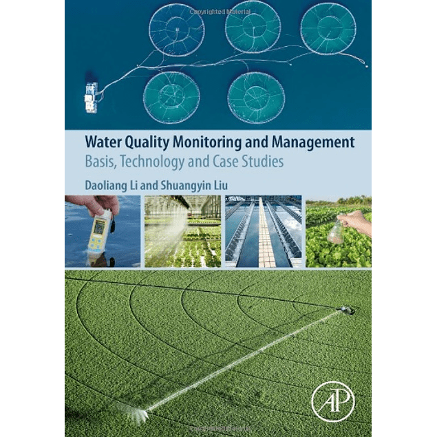 Water Quality Monitoring and Management: Basis, Technology and Case Studies
