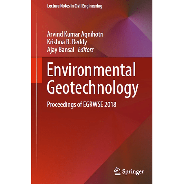 Environmental Geotechnology