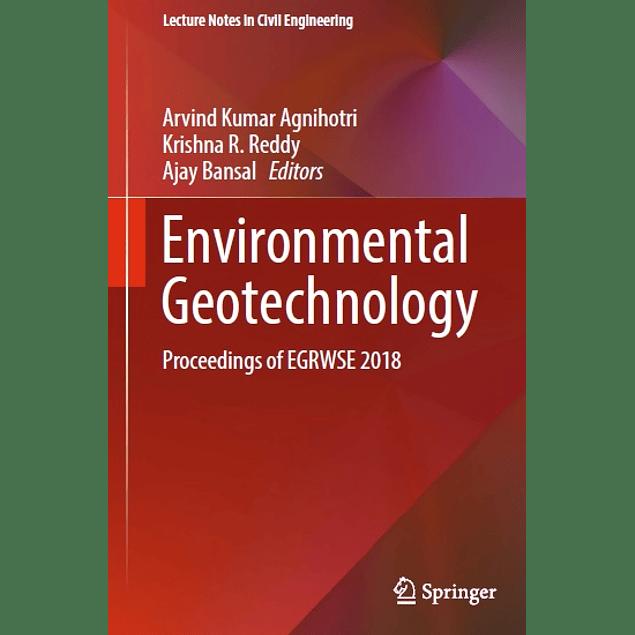 Environmental Geotechnology