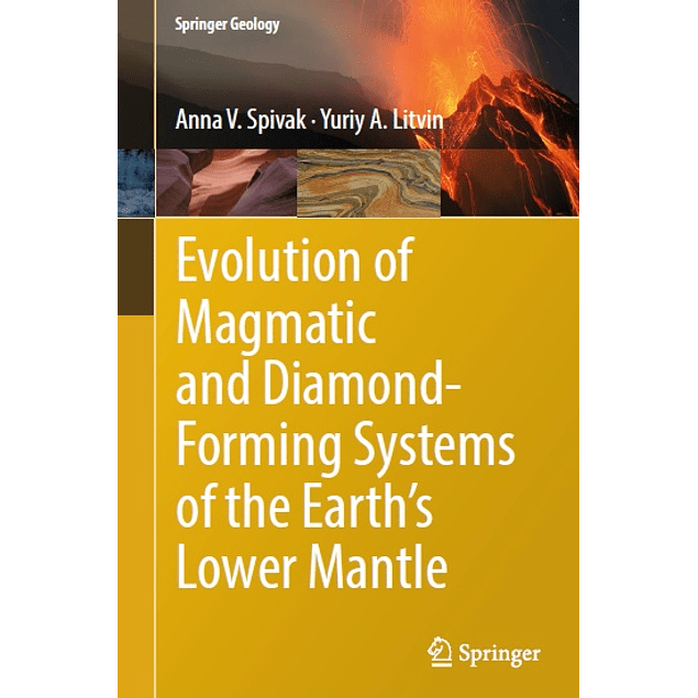 Evolution of Magmatic and Diamond-Forming Systems of the Earth's Lower Mantle