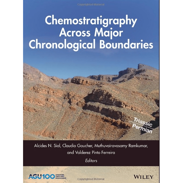 Chemostratigraphy Across Major Chronological Boundaries